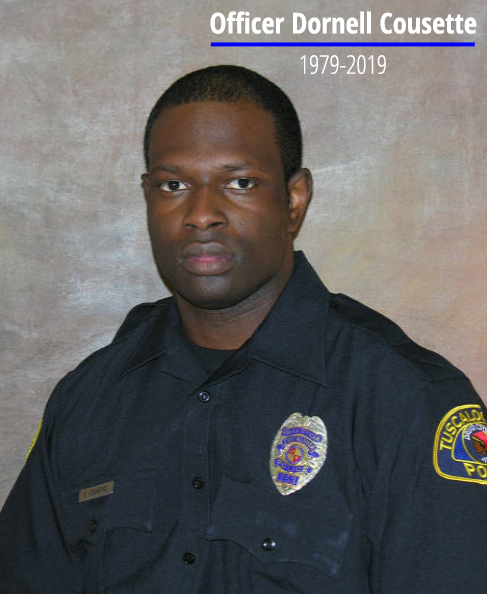 Investigator Dornell Cousette | Tuscaloosa Police Department, Alabama