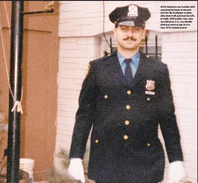 Detective Joseph Paolillo | New York City Police Department, New York