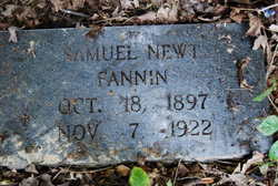 Constable Samuel Newton Fannin | Boyd County Constable's Office, Kentucky