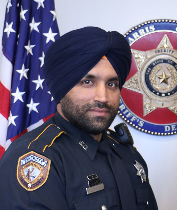 Deputy Sheriff Sandeep Singh Dhaliwal | Harris County Sheriff's Office, Texas