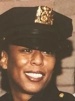 Detective Andrea Renee Jacqueline Rainer   New York City Police Department, New York
