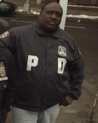 Police Officer Derrick Bishop
