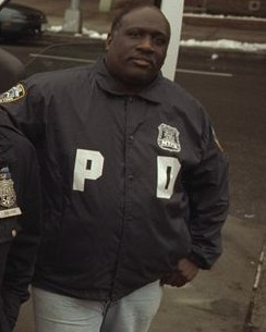 Police Officer Derrick Bishop | New York City Police Department, New York