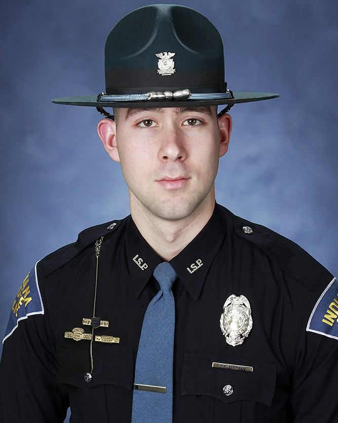 Trooper Peter Richard Stephan | Indiana State Police, Indiana