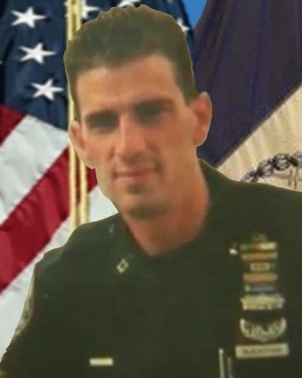 Police Officer Scott R. Blackshaw | New York City Police Department, New York