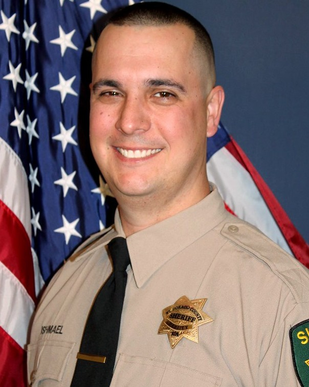 Deputy Sheriff Brian David Ishmael | El Dorado County Sheriff's Office, California