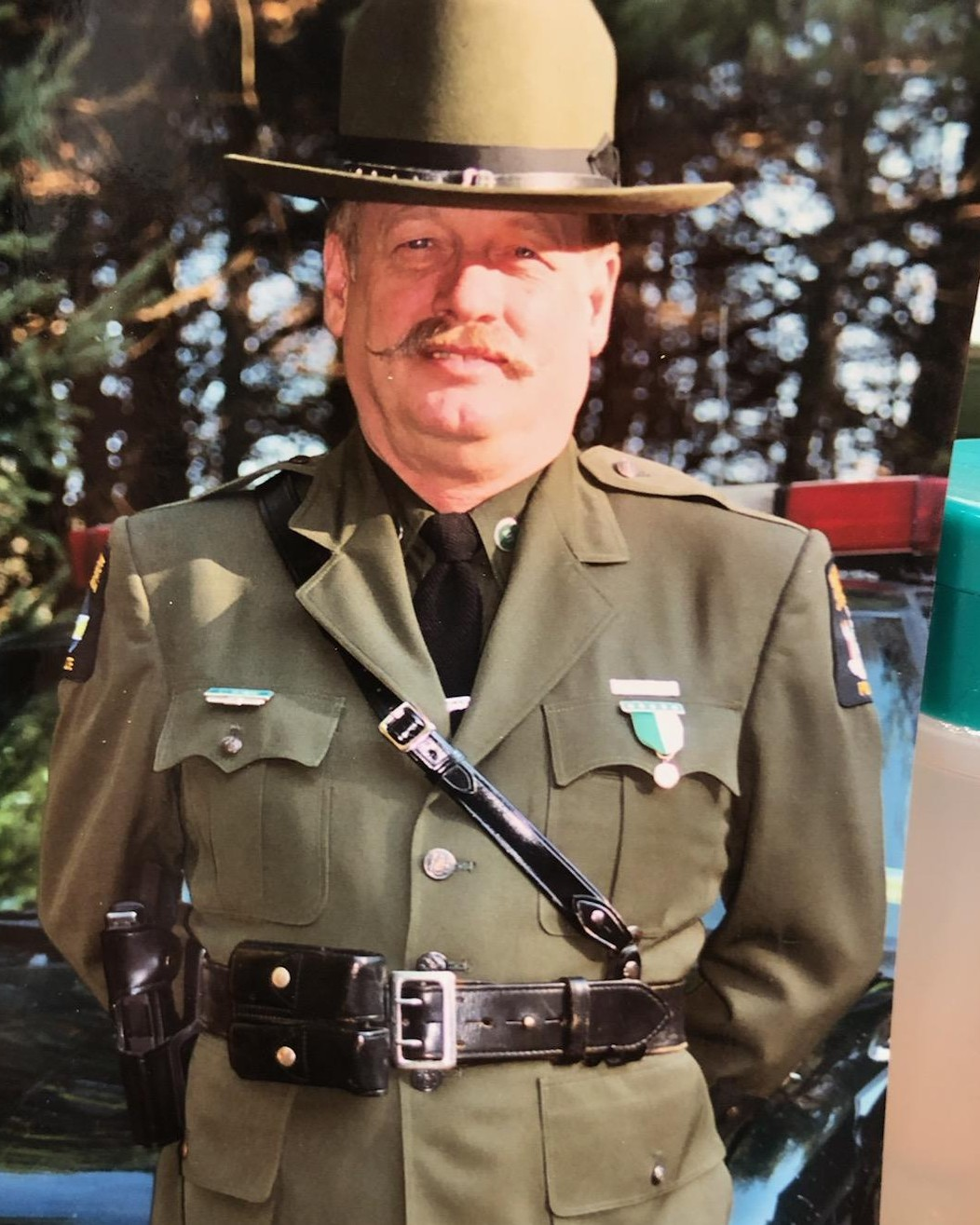 Conservation Officer Stephen L. Raymond | New York State Environmental Conservation Police, New York