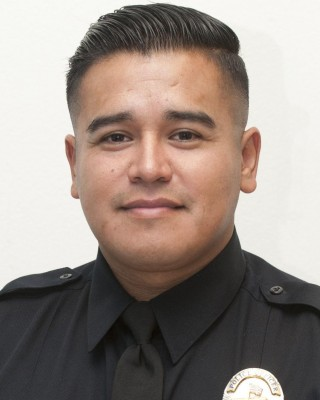 Police Officer Jonathan Diaz