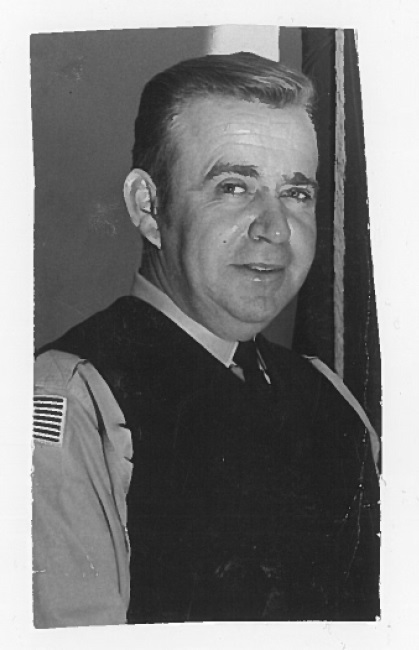 Chief of Police Joseph Francis Merva | Throop Borough Police Department, Pennsylvania