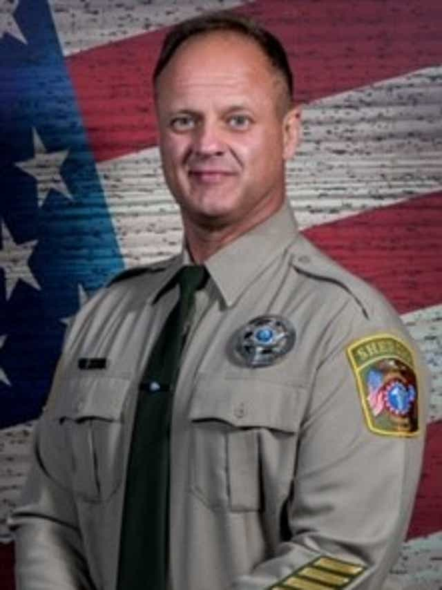 Deputy Sheriff Stephen Michael Reece | Cheatham County Sheriff's Office, Tennessee