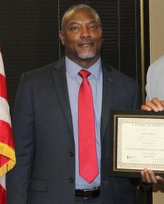 Investigator Cecil Dwayne Ridley