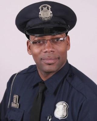 Police Officer Rasheen McClain