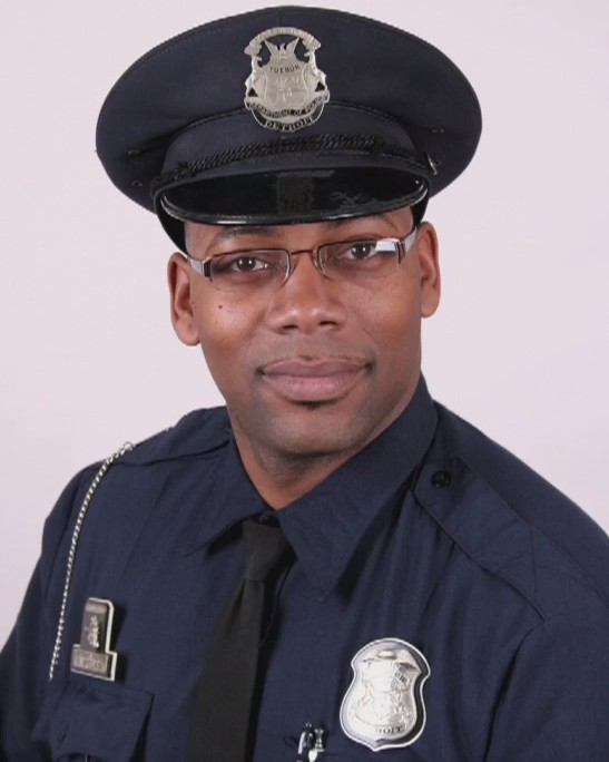 Sergeant Rasheen Phillipe McClain | Detroit Police Department, Michigan