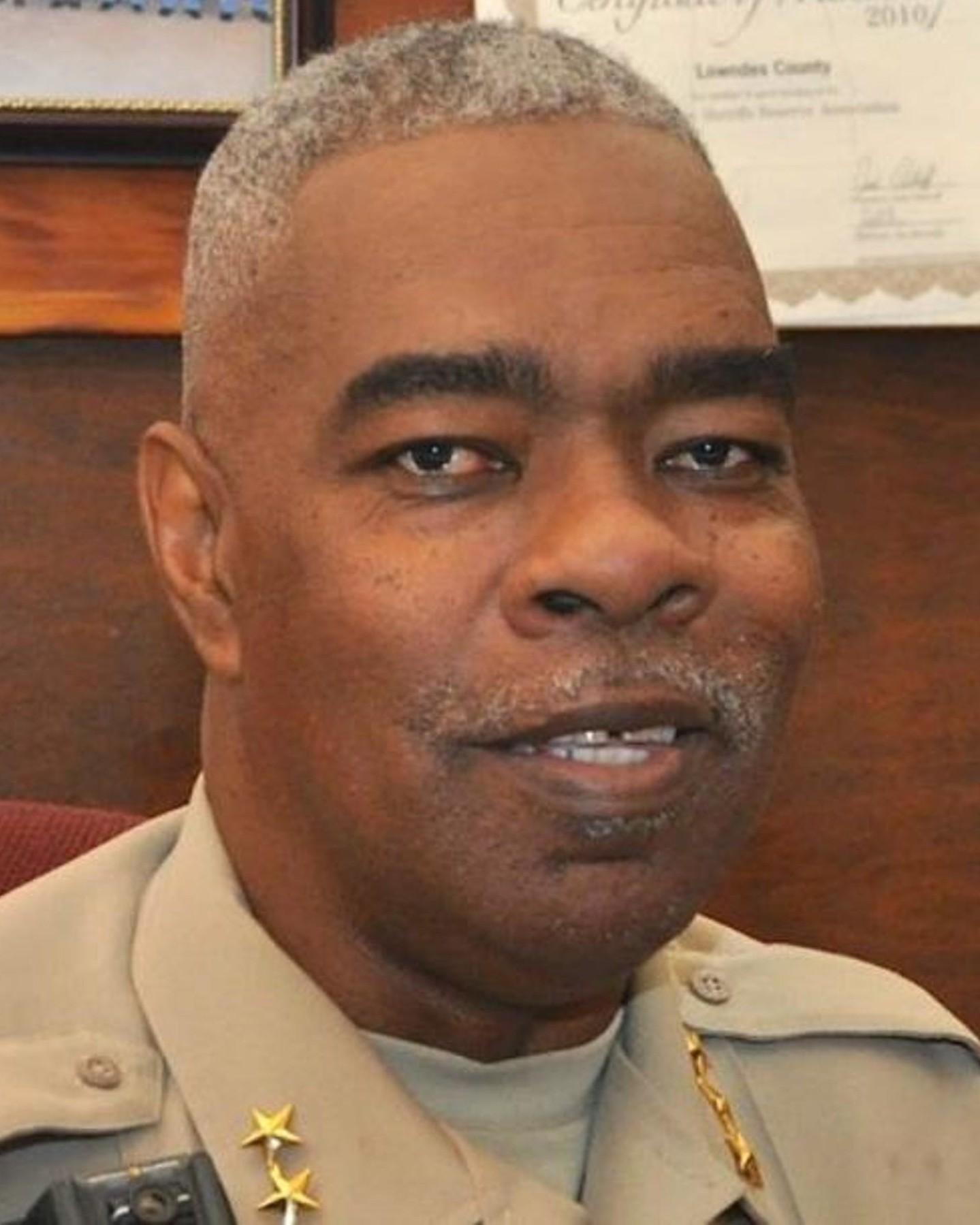 Sheriff John Arthur