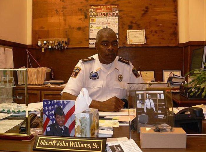 Sheriff John