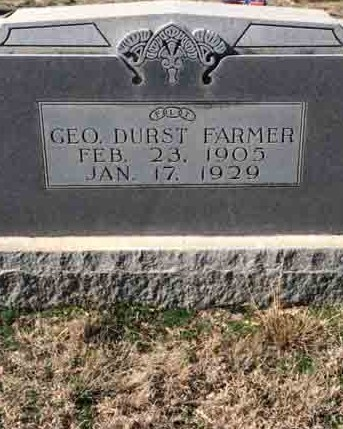 Special Agent George Durst Farmer   Southern Pacific Railroad Police Department, Railroad Police
