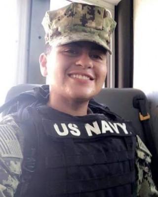 Master-at-Arms Oscar J. Temores