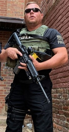 Agent Billy Fred Clardy, III | Huntsville Police Department, Alabama