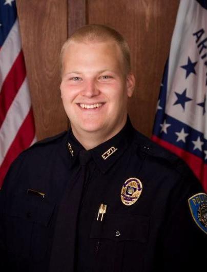 Police Officer Stephen Paul Carr | Fayetteville Police Department, Arkansas