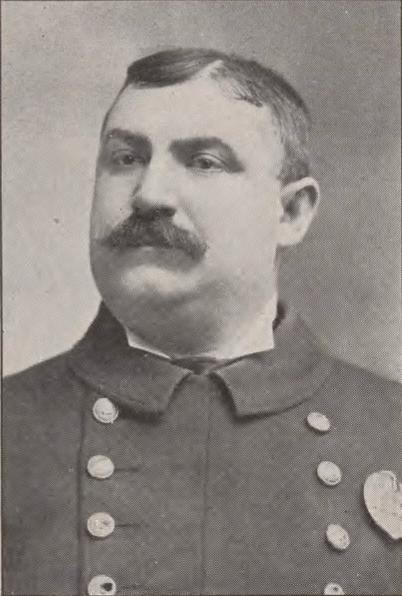 Police Officer Adam J. Hein   Allegheny City Police Department, Pennsylvania