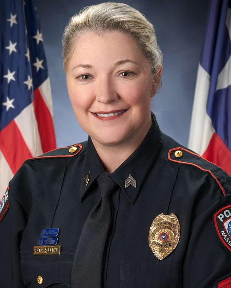 Sergeant Kaila Marie Sullivan | Nassau Bay Police Department, Texas
