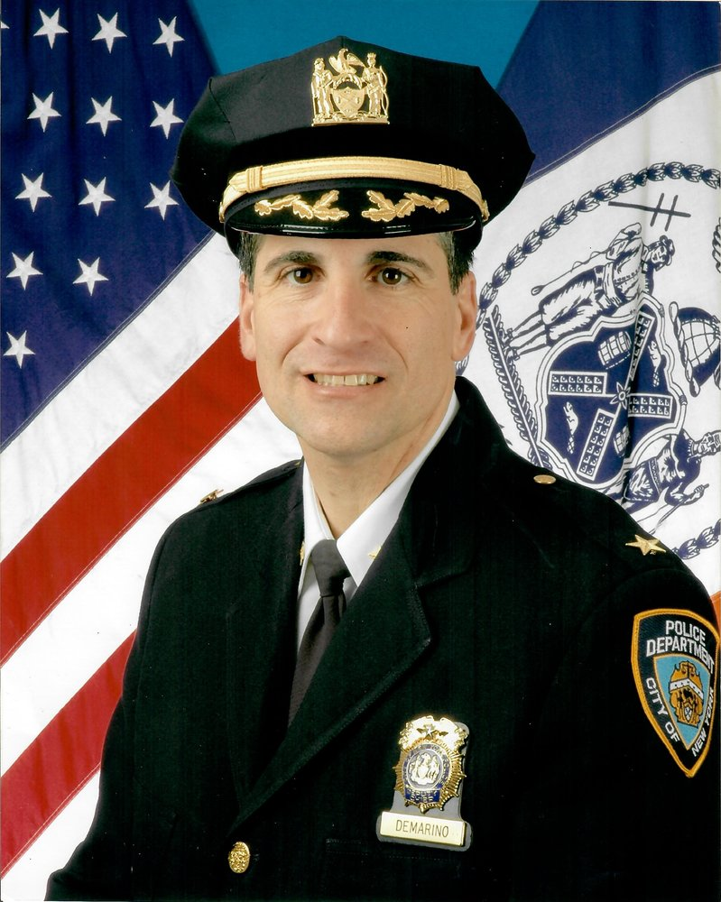 Deputy Chief Vincent A. DeMarino | New York City Police Department, New York