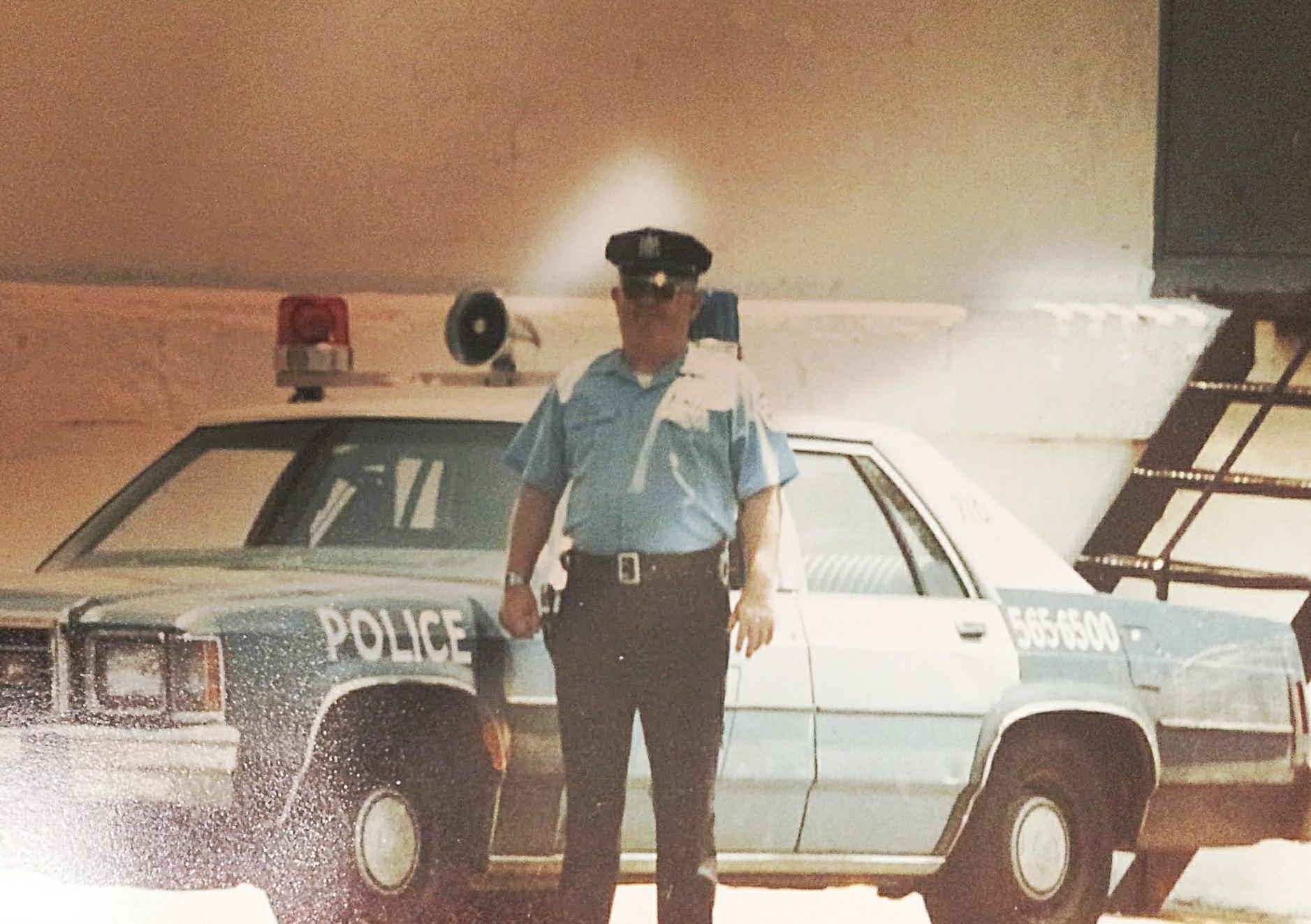 Police Officer Robert John Boyle, Sr. | Chester Police Department, Pennsylvania