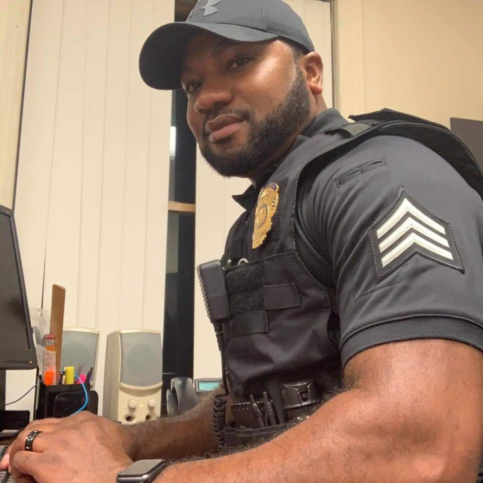 Sergeant Anthony Oglesby, Jr. | United States Department of Defense - Naval District Washington Police Department, U.S. Government
