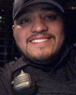 Police Officer Jose Humberto Meza | Burnet Police Department, Texas