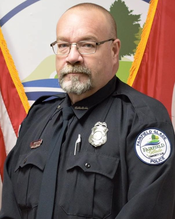 Police Officer Jerry Clyde Singleton | Fairfield Glade Police Department, Tennessee