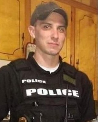 Public Safety Officer Jackson Ryan Winkeler