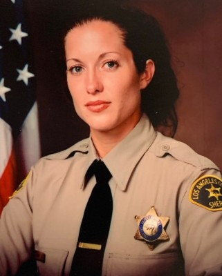 Detective Amber Joy Leist