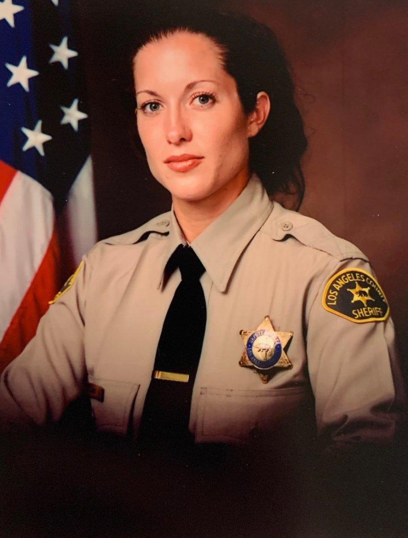 Detective Amber Joy Leist | Los Angeles County Sheriff's Department, California