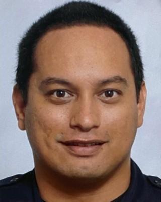 Officer Kaulike Kalama