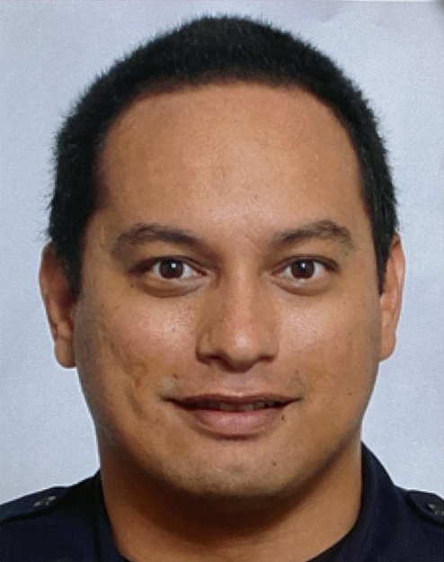 Officer Kaulike Kalama | Honolulu Police Department, Hawaii