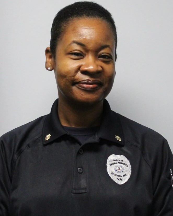Major Angelanette Moore | Virginia Peninsula Regional Jail, Virginia