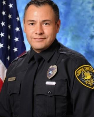 Police Officer Alan Daniel McCollum
