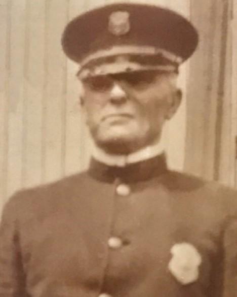 Patrolman John Zinger | Pennsauken Township Police Department, New Jersey