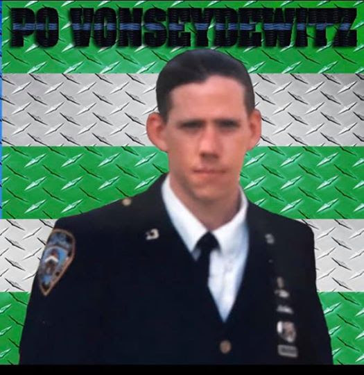 Police Officer Matthew S. von Seydewitz | New York City Police Department, New York