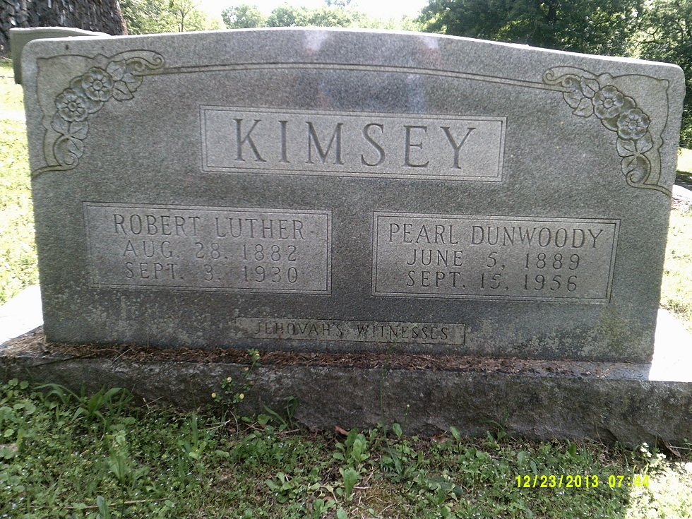 Policeman Robert Luther Kimsey, Sr. | Rome Police Department, Georgia