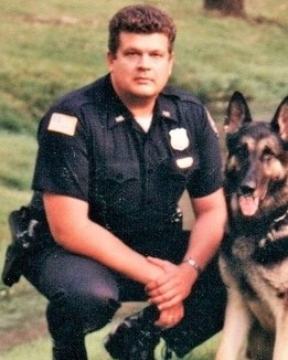 Police Officer Kenneth Reid Lester | Richmond Police Department, Indiana