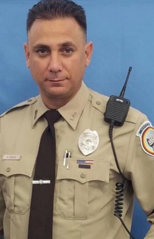 Sergeant Steven Gaspare Greco | Miccosukee Tribal Police Department, Tribal Police