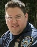 Police Officer Patrick Thomas McGovern | New York City Police Department, New York