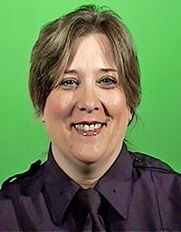 Police Officer Audrey P. Capra | New York City Police Department, New York