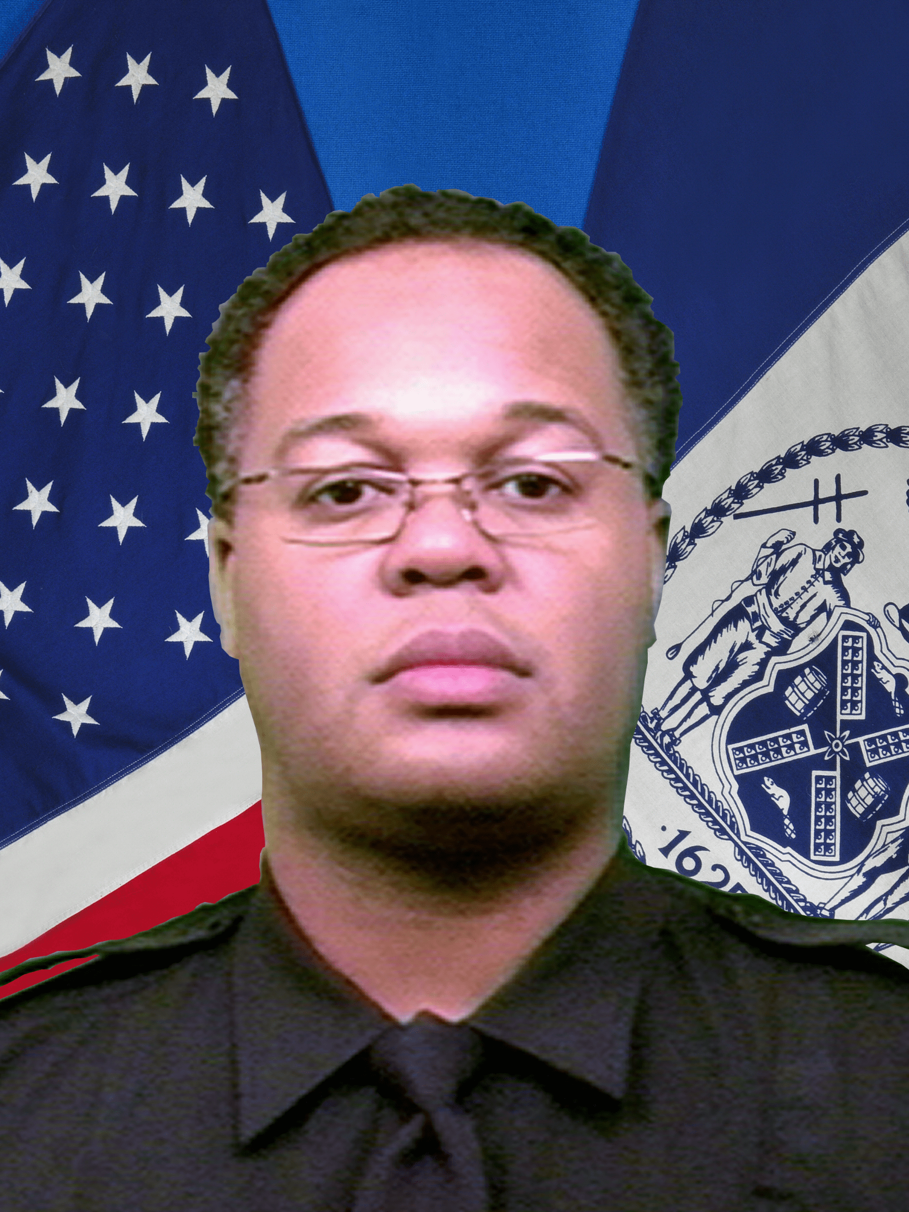 Police Officer Wade Jason Williams | New York City Police Department, New York