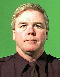 Police Officer Michael O. Diamond | New York City Police Department, New York