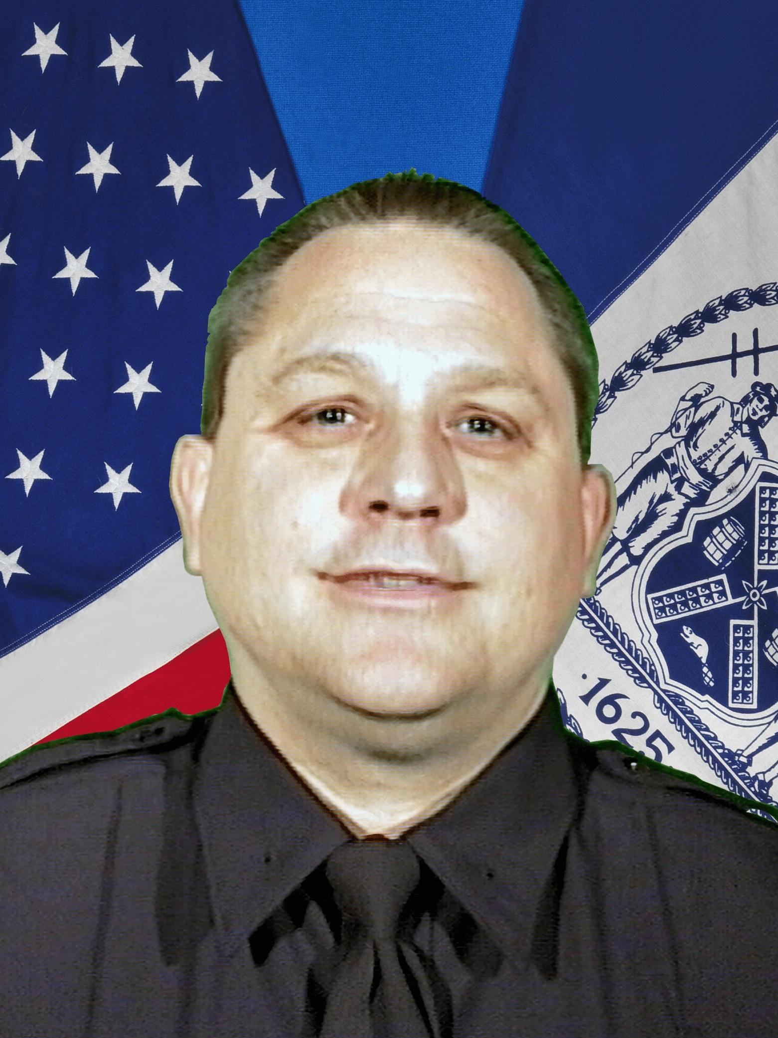 Police Officer Paul J. Johnson | New York City Police Department, New York