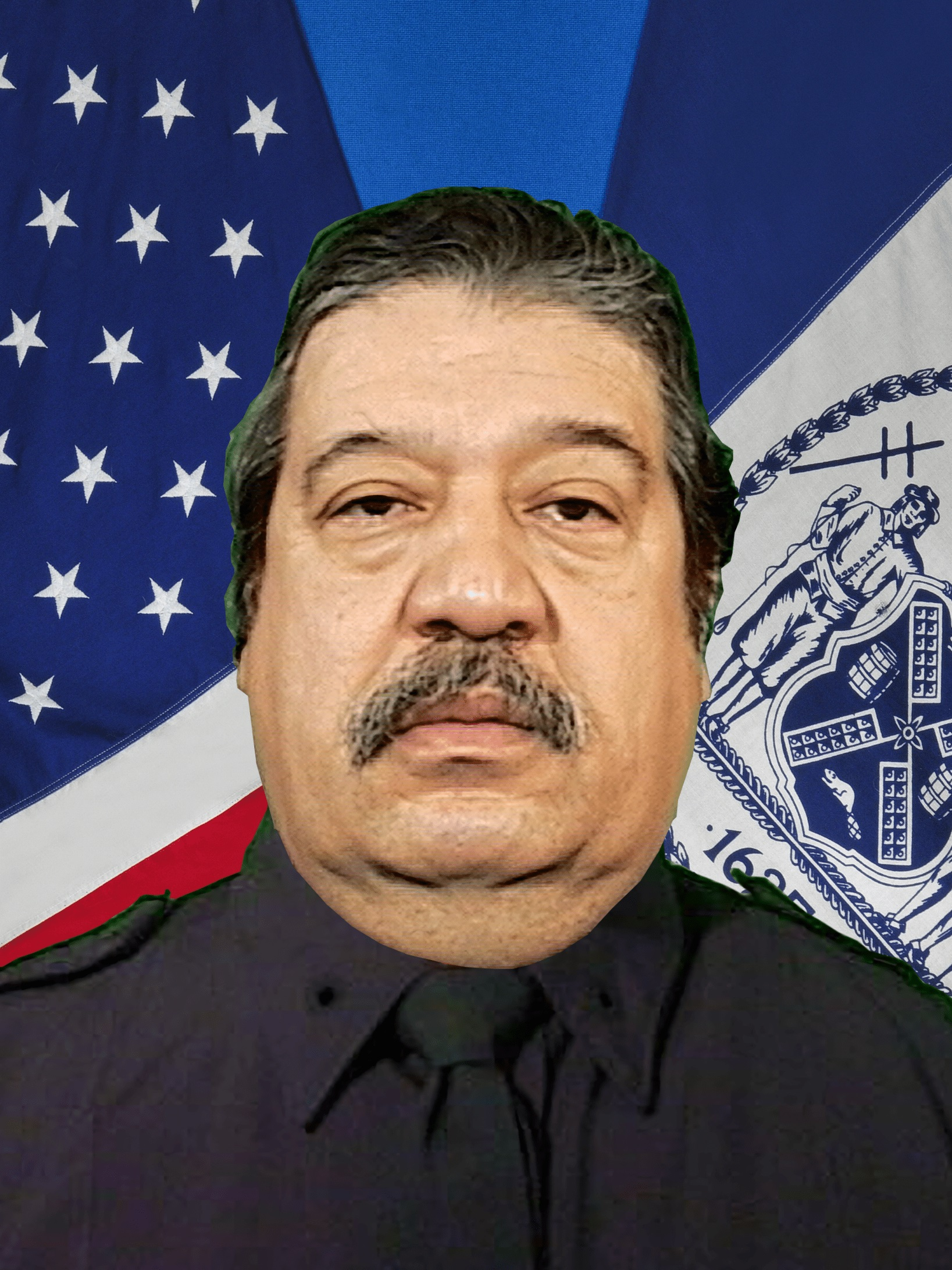Police Officer Robert Ortiz | New York City Police Department, New York