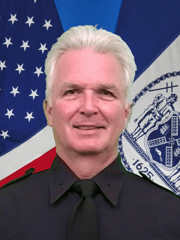 Sergeant Robert P. Masci | New York City Police Department, New York