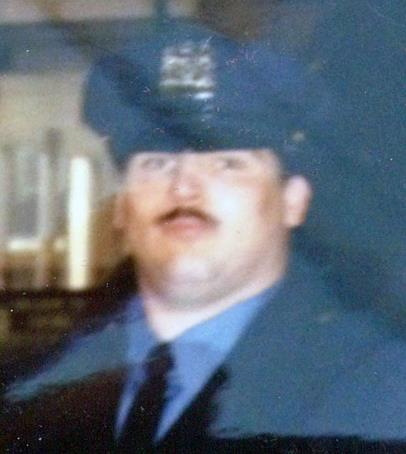 Police Officer William T. Walsh | New York City Police Department, New York